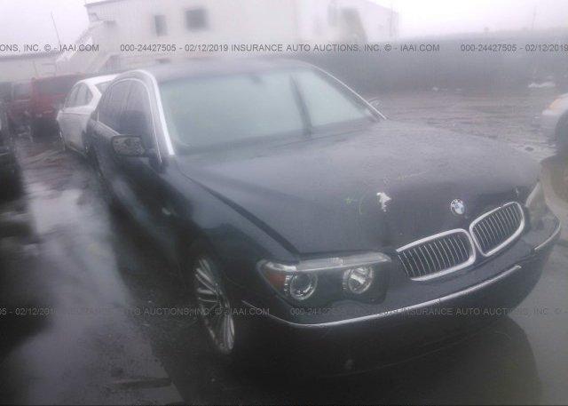 Inventory #581142472 2002 BMW 745
