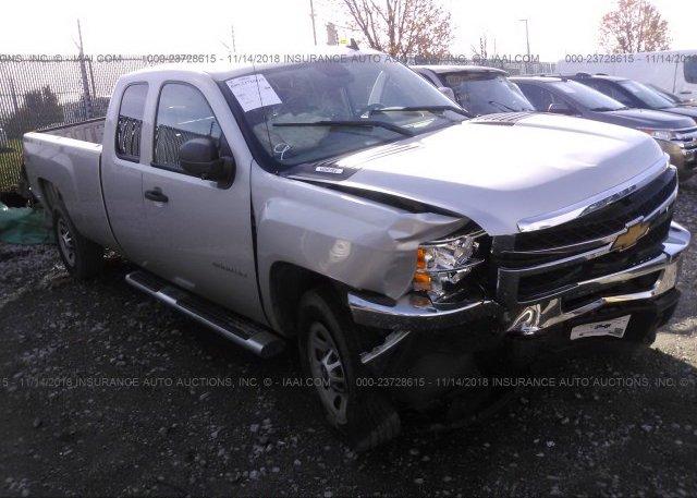 Inventory #255591103 2011 Chevrolet SILVERADO