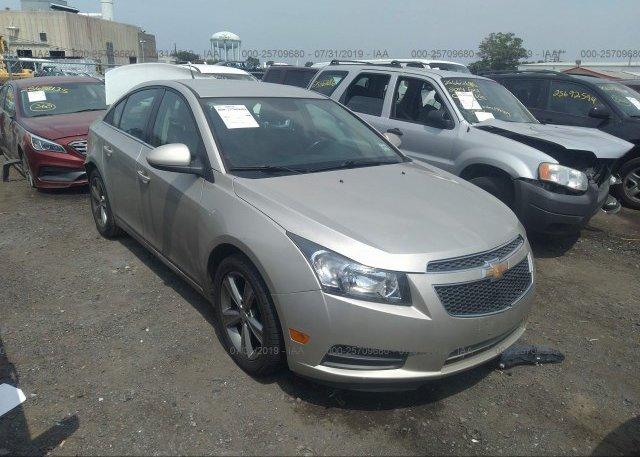 Inventory #817784398 2014 Chevrolet CRUZE