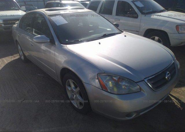 Inventory #362107974 2002 Nissan ALTIMA