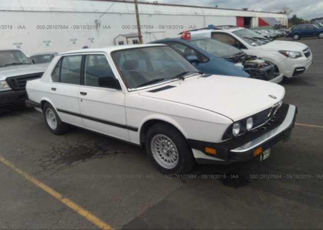 Inventory #571655118 1988 BMW 528