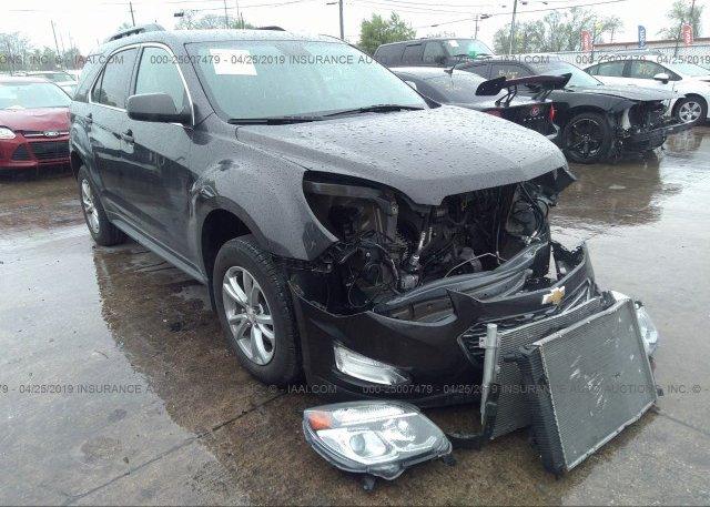 Inventory #266112930 2016 Chevrolet EQUINOX