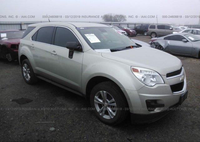 Inventory #874364985 2013 Chevrolet EQUINOX