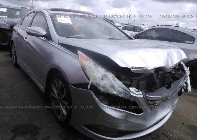Inventory #448052044 2014 Hyundai SONATA