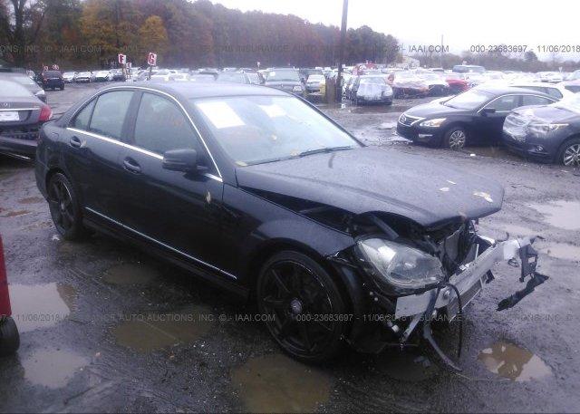 Inventory #485904702 2014 Mercedes-benz C