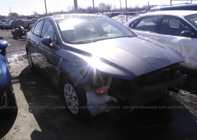Inventory #488621474 2013 FORD FUSION