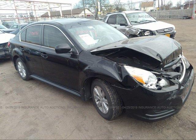 Inventory #754862692 2012 Subaru LEGACY