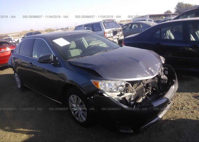 Inventory #578444369 2014 Toyota CAMRY