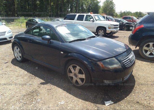 Inventory #865649472 2002 AUDI TT