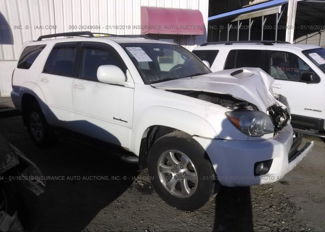 Inventory #893048656 2006 Toyota 4RUNNER