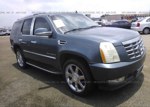 Inventory #342890098 2008 Cadillac ESCALADE