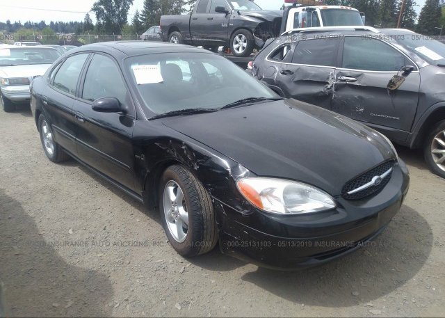 Inventory #545957184 2000 FORD TAURUS
