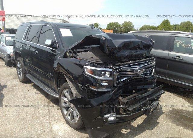 Inventory #986868678 2016 Chevrolet TAHOE