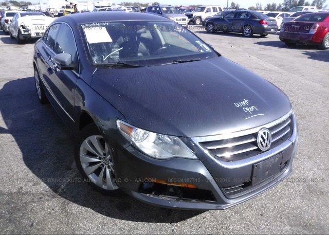 Inventory #166886641 2012 Volkswagen CC