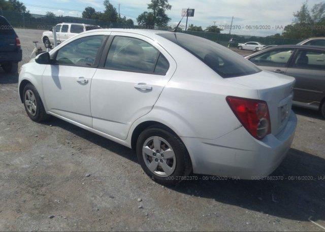 купить 2013 Chevrolet SONIC 1G1JA5SH1D4236357