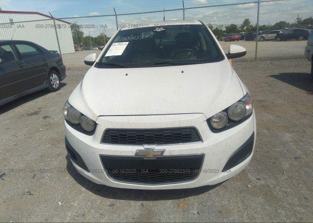 1G1JA5SH1D4236357 2013 Chevrolet SONIC