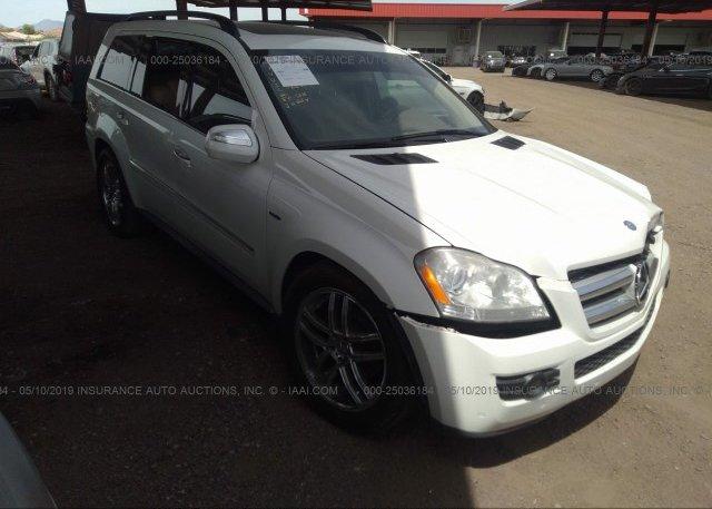Inventory #760560237 2009 Mercedes-benz GL
