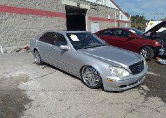 2003 Mercedes-benz S