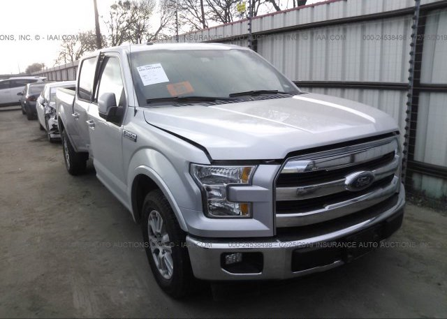 Inventory #771174016 2016 FORD F150