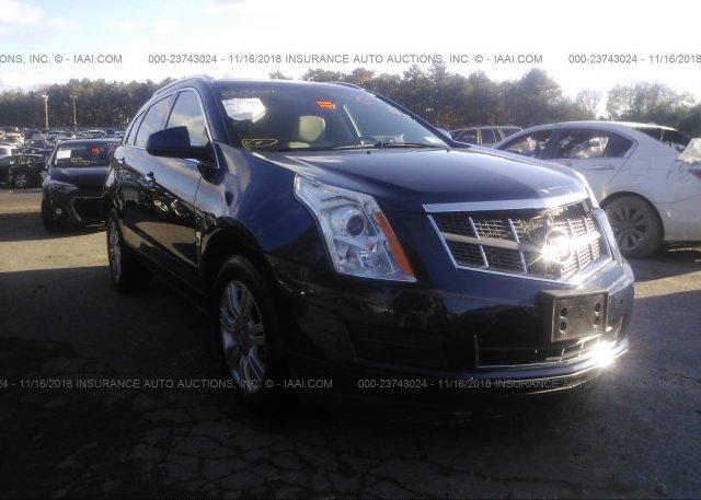 Inventory #131170344 2010 Cadillac SRX