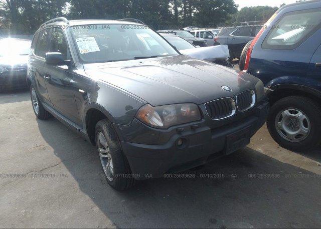 Inventory #453573798 2004 BMW X3