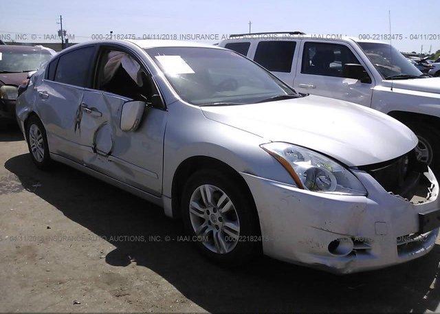 Inventory #144717436 2012 Nissan ALTIMA
