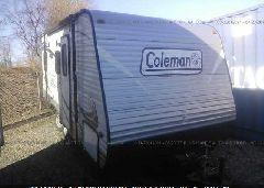 2015 COLEMAN CAMPER