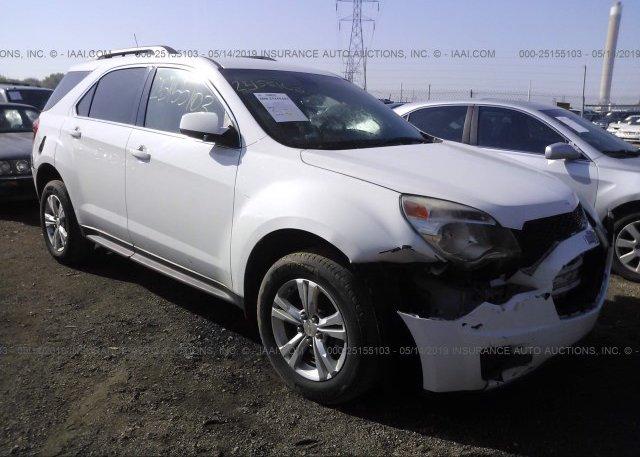 Inventory #540333547 2010 Chevrolet EQUINOX