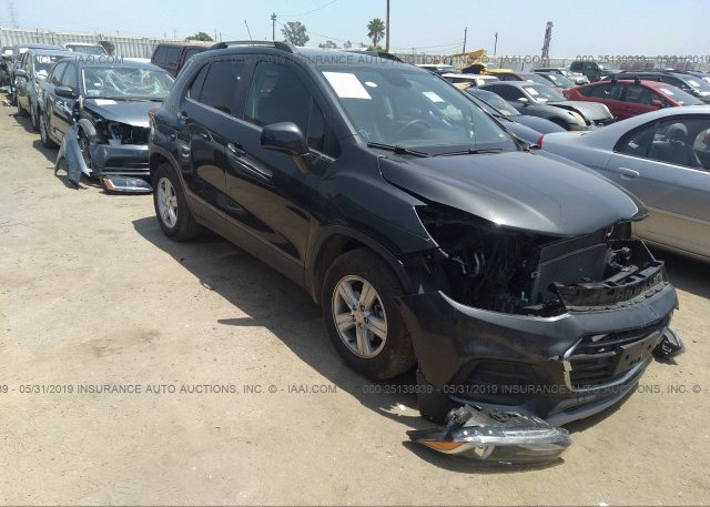 Inventory #176352726 2018 Chevrolet TRAX