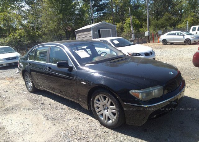 Inventory #483760158 2002 BMW 745