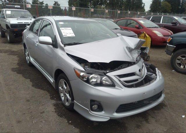 Inventory #341743518 2012 Toyota COROLLA