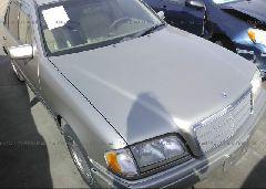 1997 Mercedes-benz C
