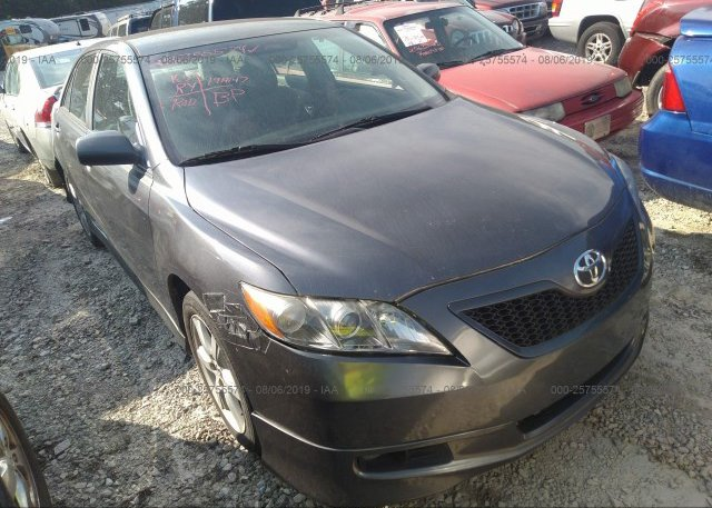 Inventory #727140513 2007 Toyota CAMRY
