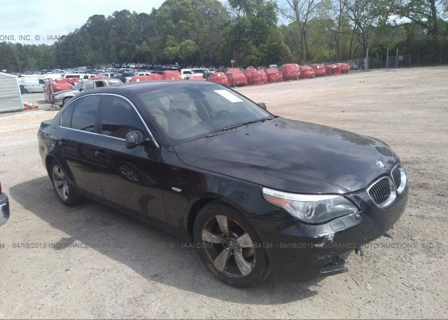 Inventory #726952532 2007 BMW 525