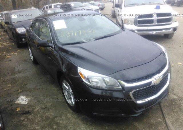Inventory #634042109 2015 Chevrolet MALIBU