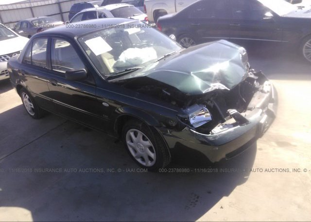 Inventory #837806867 2003 Mazda PROTEGE