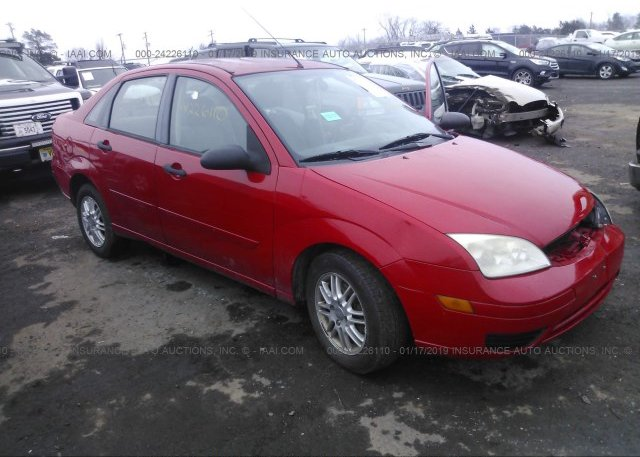 Inventory #294169562 2007 FORD FOCUS