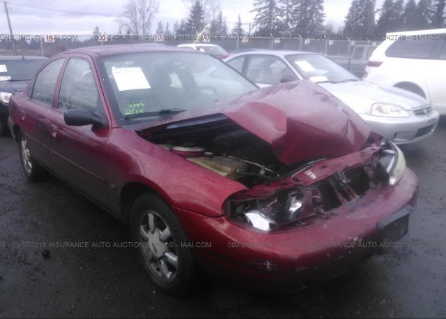 Inventory #247984505 2000 FORD CONTOUR