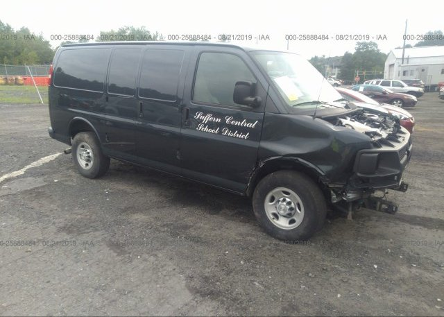 Inventory #101342312 2017 Chevrolet EXPRESS G2500