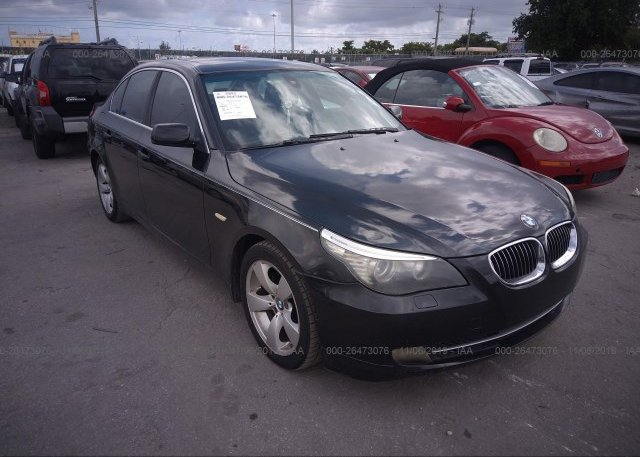 Inventory #849487429 2008 BMW 528