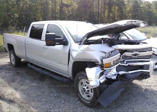 Inventory #567253212 2015 Chevrolet SILVERADO
