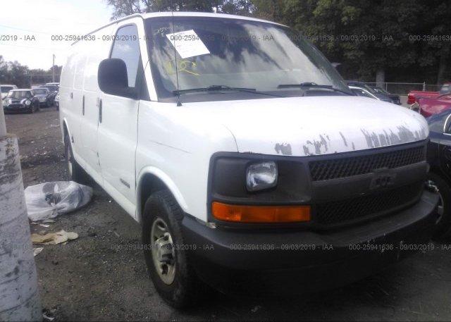 Inventory #202708135 2006 Chevrolet EXPRESS G3500