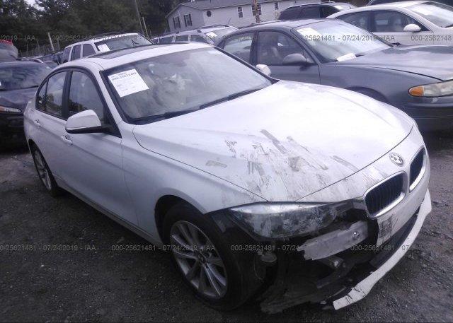 Inventory #582568103 2016 BMW 320