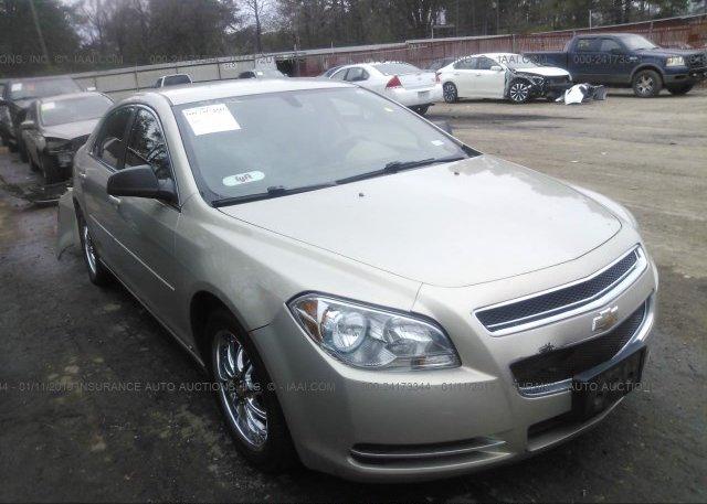 Inventory #847784342 2009 Chevrolet MALIBU