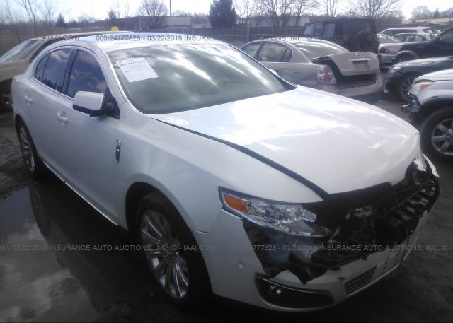 Inventory #604126833 2011 Lincoln MKS