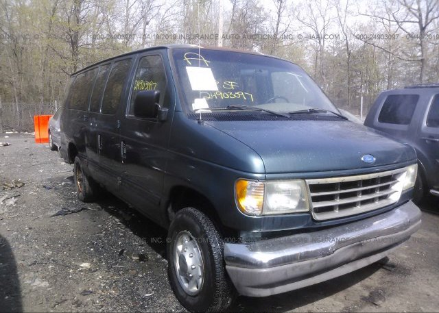 Inventory #977059445 1996 FORD ECONOLINE