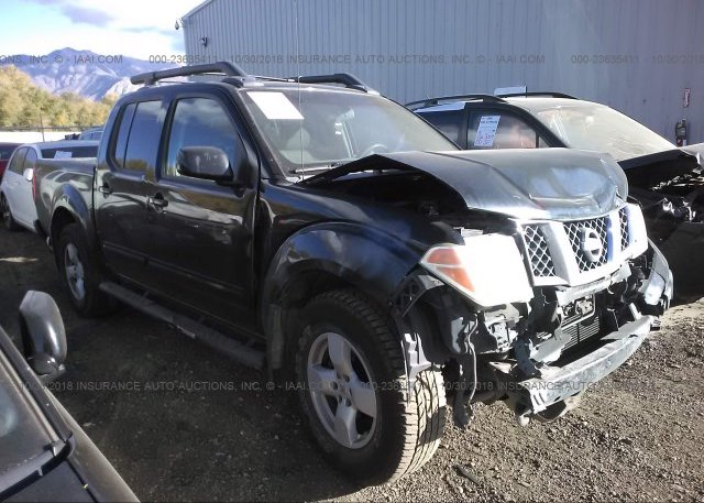 Inventory #989222137 2005 Nissan FRONTIER
