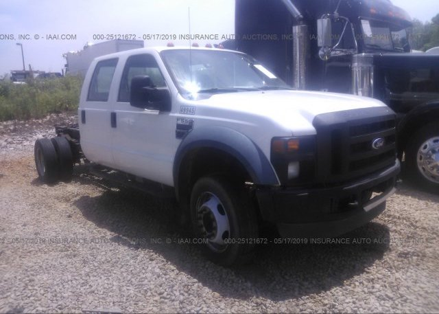 Inventory #735245700 2009 FORD F550