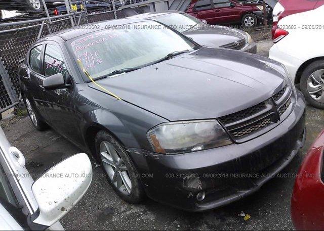 Inventory #377248382 2014 Dodge AVENGER