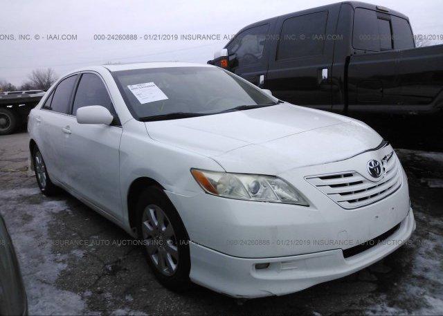 Inventory #731903665 2007 Toyota CAMRY NEW GENERAT